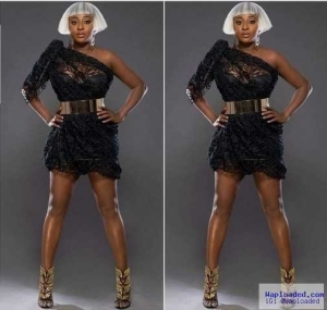 Ini Edo Shows Off Her Fierce 'Cleopatra' Look In New Photos